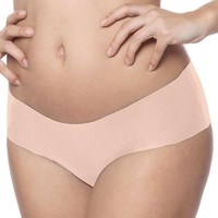 Spodná bielizeň Ženy Klasické nohavičky Bye Bra 985 Béžová