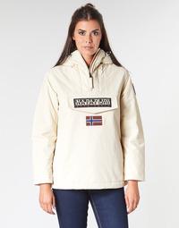 Oblečenie Ženy Parky Napapijri RAINFOREST WINTER Biela