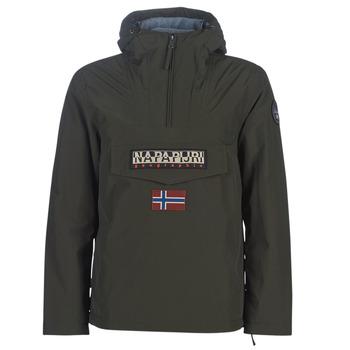 Oblečenie Muži Parky Napapijri RAINFOREST WINTER Kaki