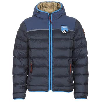 Oblečenie Muži Vyteplené bundy Napapijri ARIC Námornícka modrá