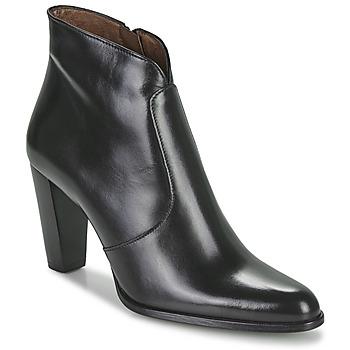 Topánky Ženy Čižmičky Muratti ABRIL Čierna