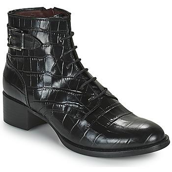 Topánky Ženy Čižmičky Muratti RIESEL Čierna