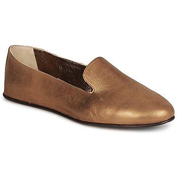 Topánky Ženy Mokasíny Rochas NITOU Bronzová