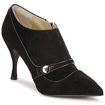 Topánky Ženy Nízke čižmy Marc Jacobs MJ19138 Čierna