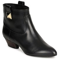 Topánky Ženy Čižmičky Marc Jacobs MJ19102 Čierna