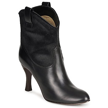 Topánky Ženy Čižmičky Marc Jacobs MJ19064 Čierna