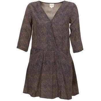Oblečenie Ženy Krátke šaty Petite Mendigote CELESTINE Námornícka modrá