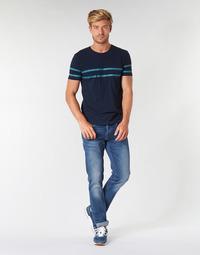 Oblečenie Muži Rovné džínsy Pepe jeans CASH Modrá / Medium