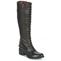 Topánky Ženy Čižmy do mesta Airstep / A.S.98 OPEA LACE Čierna