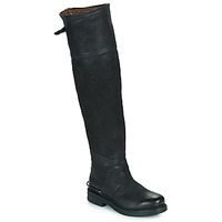 Topánky Ženy Čižmy do mesta Airstep / A.S.98 BRET HIGH Čierna