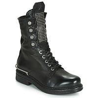 Topánky Ženy Polokozačky Airstep / A.S.98 BRET METAL Čierna