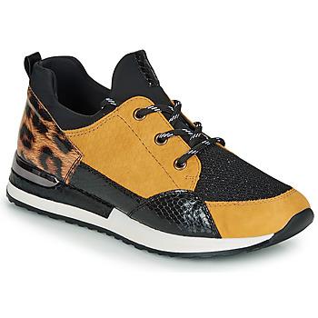 Topánky Ženy Nízke tenisky Remonte Dorndorf R2503-70 Čierna