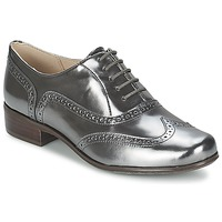 Topánky Ženy Richelieu Clarks HAMBLE OAK Strieborná