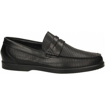 Topánky Muži Mokasíny IgI&CO UCE 31095 nero