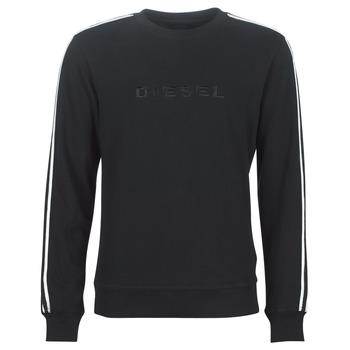 Oblečenie Muži Mikiny Diesel WILLY Čierna