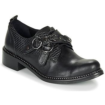 Topánky Ženy Derbie Regard ROABAX VA MAIA Čierna