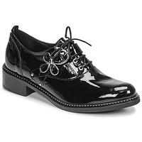 Topánky Ženy Derbie Regard ROAZU V2 VERNIS Čierna