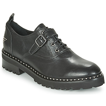 Topánky Ženy Derbie Philippe Morvan DAILY V1 MAIA Čierna