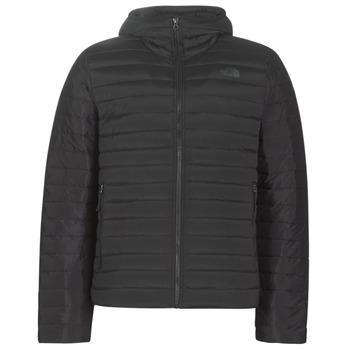 Oblečenie Muži Vyteplené bundy The North Face MEN'S STRETCH DOWN HOODIE Čierna