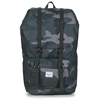 Tašky Ruksaky a batohy Herschel LITTLE AMERICA Maskáčový vzor