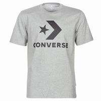 Oblečenie Muži Tričká s krátkym rukávom Converse STAR CHEVRON Šedá