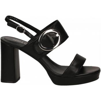 Topánky Ženy Sandále Adele Dezotti NAPPA nero