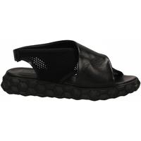 Topánky Ženy Sandále Fabbrica Dei Colli WET nero