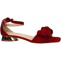 Topánky Ženy Sandále Jeannot SCARPE D platino---cardinale