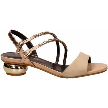 Topánky Ženy Sandále Tiffi T1 AMALFI CAMEL / T2 ROSE RESTO CAMPIONE camel---rose