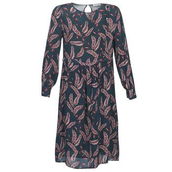 Oblečenie Ženy Dlhé šaty See U Soon 9222127 Námornícka modrá / Bordová