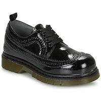 Topánky Dievčatá Derbie Citrouille et Compagnie LOUVINO Čierna