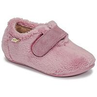 Topánky Dievčatá Papuče Citrouille et Compagnie LAFINOU Ružová