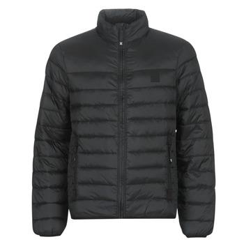Oblečenie Muži Vyteplené bundy Oxbow L2JUNCO Čierna