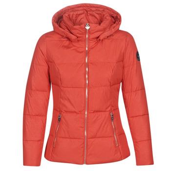 Oblečenie Ženy Vyteplené bundy Les Petites Bombes W19V8503 Červená