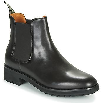 Topánky Muži Polokozačky Polo Ralph Lauren BRYSON CHLS Čierna
