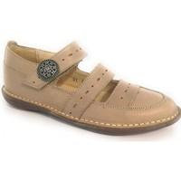 Topánky Dievčatá Derbie & Richelieu Colores 23892-24 Béžová