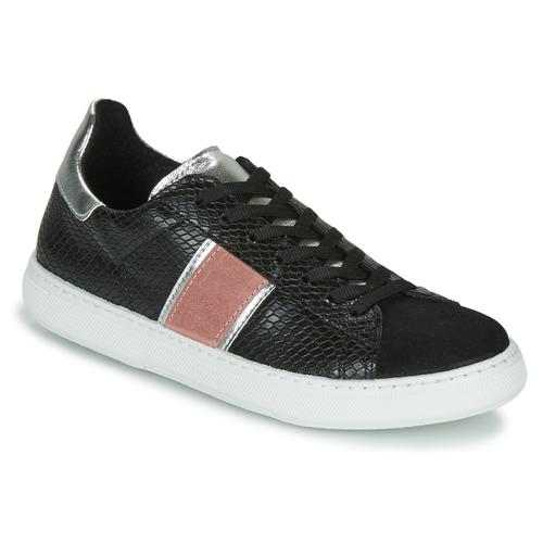 Topánky Ženy Nízke tenisky Yurban LAMBONE Čierna