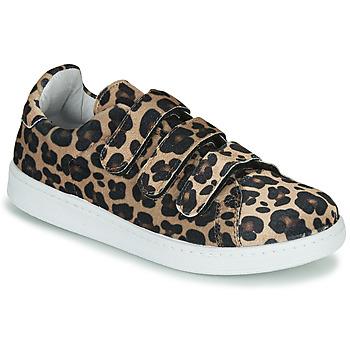 Topánky Ženy Nízke tenisky Yurban LABANE Leopard