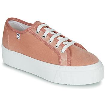 Topánky Ženy Nízke tenisky Yurban SUPERTELA Ružová