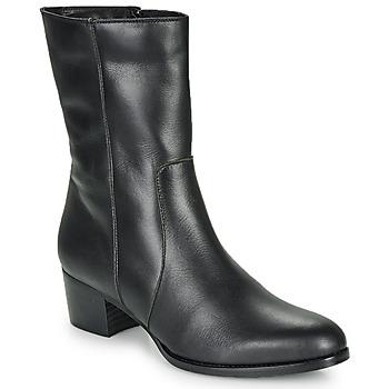 Topánky Ženy Čižmičky So Size GASPARD Čierna