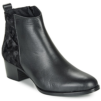 Topánky Ženy Čižmičky So Size GUILERMO Čierna