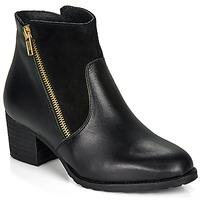 Topánky Ženy Čižmičky So Size FELICIO Čierna