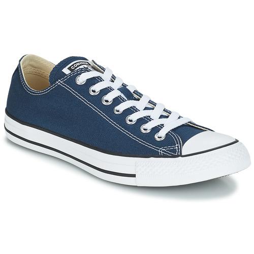 a602169b775 Topánky Nízke tenisky Converse CHUCK TAYLOR ALL STAR CORE OX Námornícka  modrá