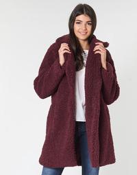 Oblečenie Ženy Kabáty Naf Naf BIPROTEST Fialová
