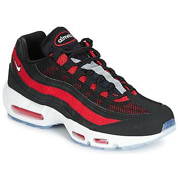 Topánky Muži Nízke tenisky Nike AIR MAX 95 Čierna / Červená
