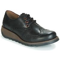 Topánky Ženy Derbie Fly London SUME Čierna