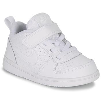 Topánky Deti Nízke tenisky Nike PICO 5 TODDLER Biela