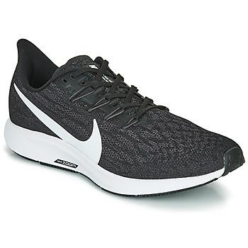 Topánky Muži Bežecká a trailová obuv Nike AIR ZOOM PEGASUS 36 Čierna / Biela