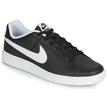 Topánky Muži Nízke tenisky Nike COURT ROYALE Čierna / Biela