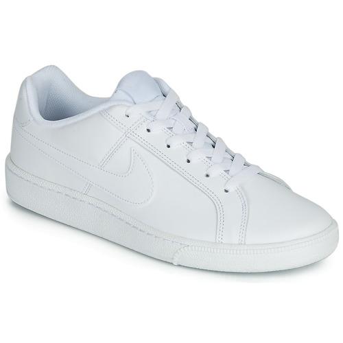 Topánky Muži Nízke tenisky Nike COURT ROYALE Biela